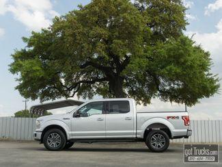 2015 Ford F150 Crew Cab XLT FX4 5.0L V8 4X4 in San Antonio, Texas 78217