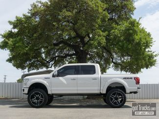 2015 Ford F150 Crew Cab Platinum 5.0L V8 4X4 in San Antonio, Texas 78217