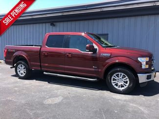2015 Ford F150 Lariat  city TX  Clear Choice Automotive  in San Antonio, TX