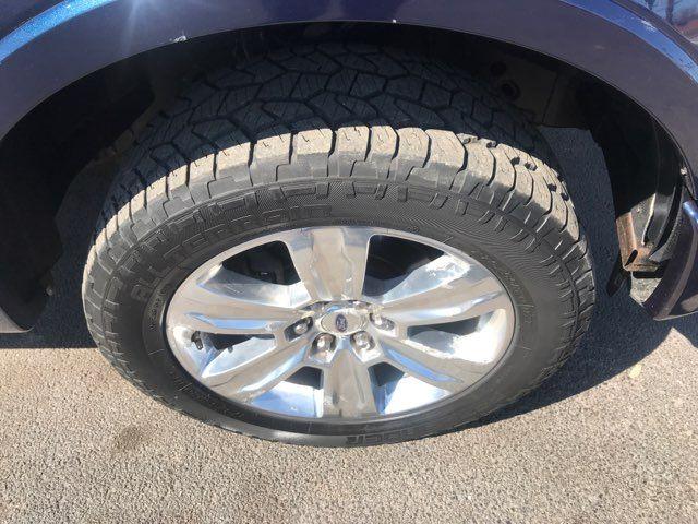 2015 Ford F150 Platinum in San Antonio, TX 78212