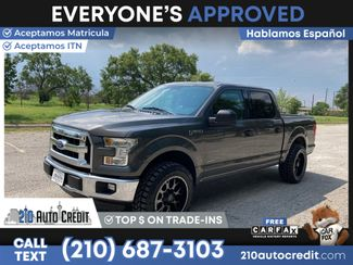2015 Ford F150 SUPERCREW in San Antonio, TX 78237
