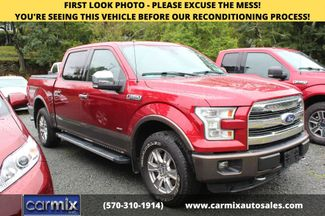 2015 Ford F150 SUPERCREW LARIAT  city PA  Carmix Auto Sales  in Shavertown, PA