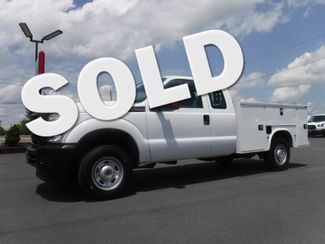 2015 Ford F250 Extended Cab 4x4 with New 8' Knapheide Utility Bed in Lancaster, PA PA