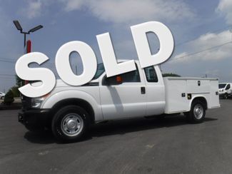 2015 Ford F250 Extended Cab 2wd with New 8' Knapheide Utility Bed in Lancaster, PA PA