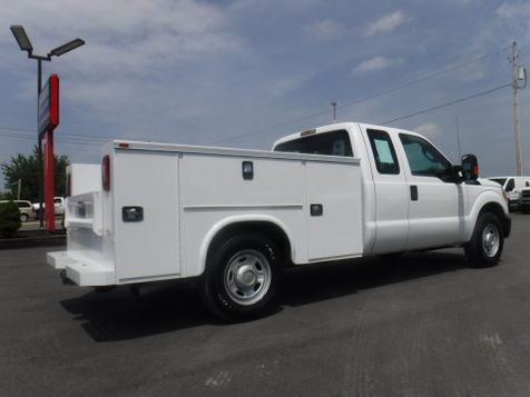 2015 Ford F250 Extended Cab 2wd with New 8' Knapheide Utility Bed in Ephrata, PA