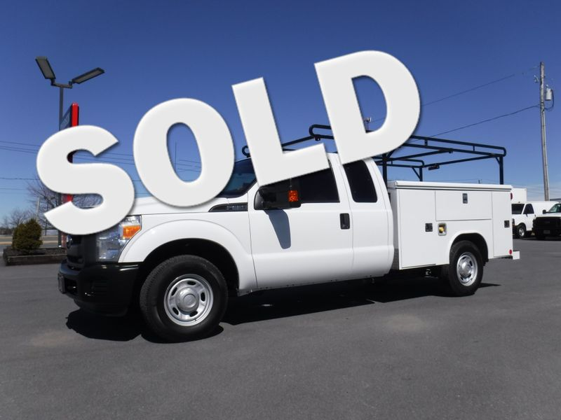 2015 Ford F250 Extended Cab Utility 2wd in Ephrata PA