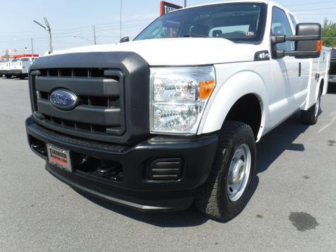 2015 Ford F250 Extended Cab 4x4 with New 8' Knapheide Utility Bed in Ephrata, PA