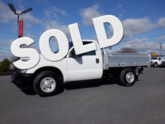 2015 Ford F250 Regular Cab 8' EBY Aluminum Flatbed 2wd in Lancaster, PA PA