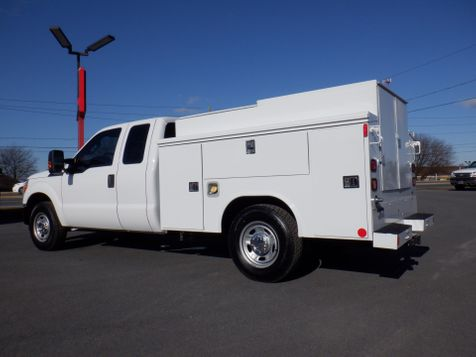 2015 Ford F250 Extended Cab Enclosed Reading Utility Bed 2wd in Ephrata, PA