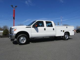 2015 Ford F250 Crew Cab 4x4 with New 8' Knapheide Utility Bed in Lancaster, PA PA