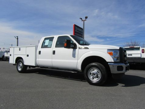 2015 Ford F250 Crew Cab 4x4 with New 8' Knapheide Utility Bed in Ephrata, PA