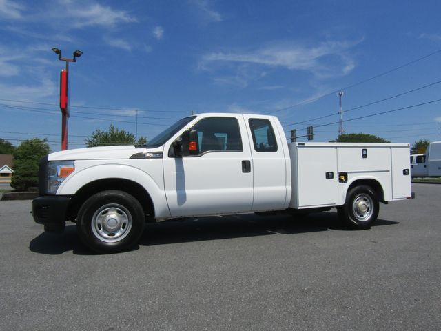 2015 Ford F250 Extended Cab 2wd with New 8' Knapheide Utility Bed