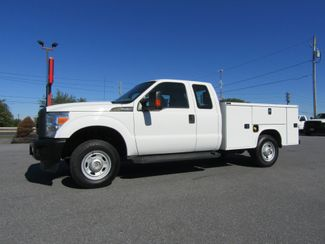 2015 Ford F250 Extended Cab 4x4 with New 8' Knapheide Utility Bed in Ephrata, PA 17522