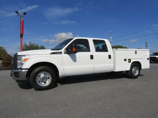2015 Ford F250 Crew Cab 2wd with New 8' Knapheide Utility bed in Ephrata, PA 17522