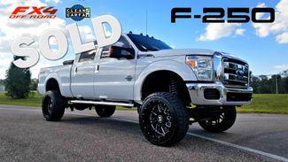 2015 Ford Super Duty F-250 Pickup XLT 6.2L GAS CLEAN CARFAX | Palmetto, FL | EA Motorsports in Palmetto FL