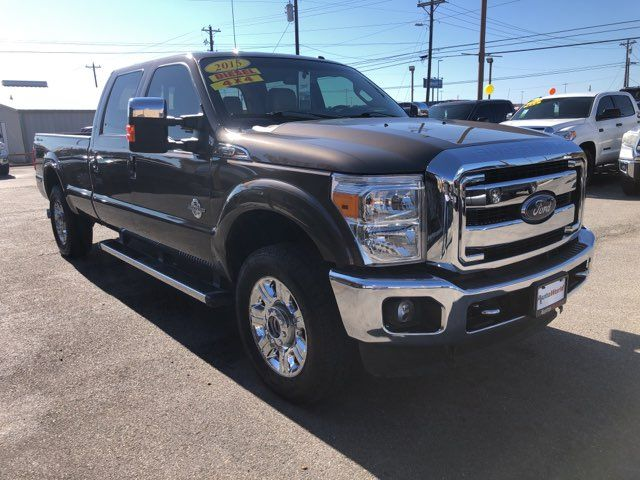 2015 Ford F250SD Lariat 4x4 in Marble Falls, TX 78654