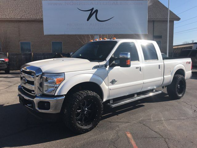 2015 Ford F250SD Lariat in Oklahoma City OK