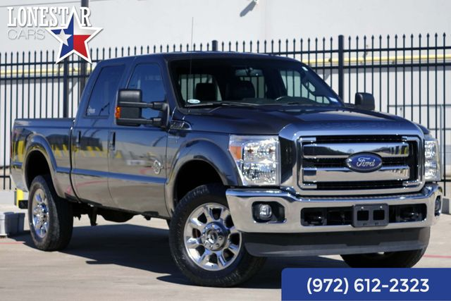 2015 Ford F250SD Lariat One Owner Clean Carfax Diesel