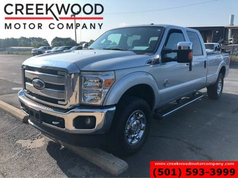 2015 Ford Super Duty F-250 XLT 4x4 Diesel Long Bed Silver Low Miles 1 Owner in Searcy, AR