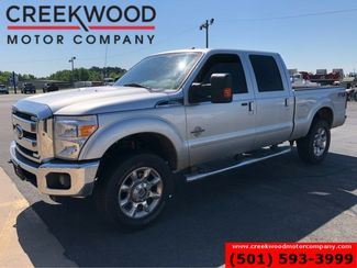 2015 Ford Super Duty F-250 Lariat 4x4 FX4 Diesel Nav Sunroof Chrome 20s NICE in Searcy, AR 72143