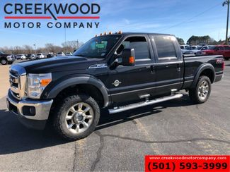 2015 Ford Super Duty F-250 Lariat 4x4 Diesel Black Nav 20s New Tries 1 Owner in Searcy, AR 72143