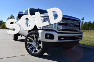 2015 Ford F250SD Platinum Walker, Louisiana