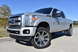 2015 Ford F250SD Platinum Walker, Louisiana 4
