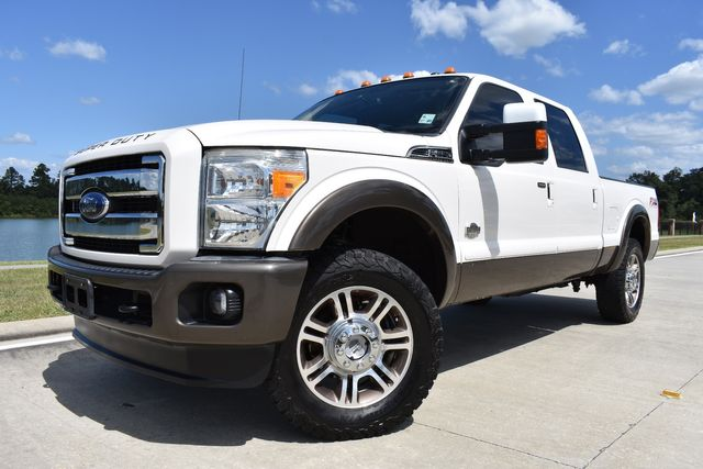 2015 Ford F250SD King Ranch