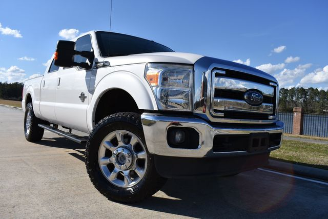 2015 Ford F250SD Lariat