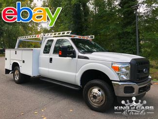 2015 Ford F350 4x4 EXT CAB KNAPHEIDE UTILITY 1-OWNER 70K MILE 6.2L V8 in Woodbury, New Jersey 08096
