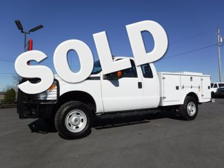 2015 Ford F350 Extended Cab 9FT Utility 4x4 in Lancaster, PA PA