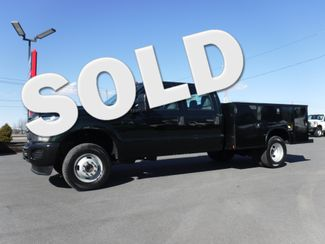 2015 Ford F350 Crew Cab 9' Utility 4x4 in Lancaster, PA PA
