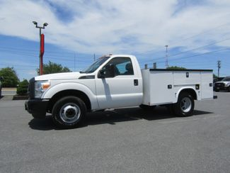 2015 Ford F350 Regular Cab 9' Utility Dually 2wd in Lancaster, PA PA