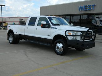 2015 Ford Super Duty F-350 DRW Pickup King Ranch in Gonzales, TX 78629