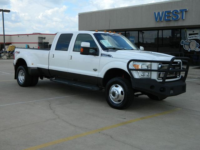 2015 Ford Super Duty F-350 DRW Pickup King Ranch