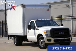 2015 Ford F350SD XL 12Ft Supreme Box New Tires Tommy Lift in Plano Texas, 75093