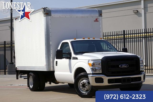 2015 Ford F350SD XL 12Ft Supreme Box New Tires Tommy Lift