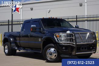 2015 Ford F350SD Platinum Diesel Dually in Plano, Texas 75093