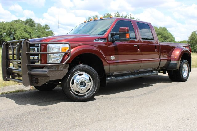 2015 Ford F350SD King Ranch 4x4