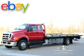 2015 Ford F650 Xcab Rollback 6.7L CUMMINS DIESEL LOW MILES 1OWNER in Woodbury New Jersey, 08096