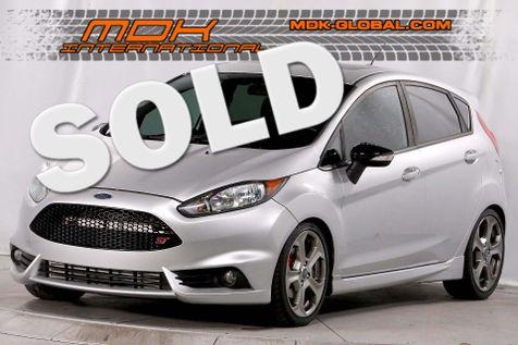2015 Ford Fiesta ST - Recaro seats - Navigation - Sony Sync in Los Angeles