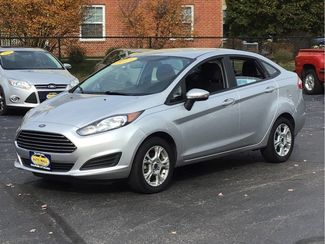 2015 Ford Fiesta SE | Champaign, Illinois | The Auto Mall of Champaign in Champaign Illinois
