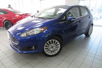 2015 Ford Fiesta Titanium W/NAVIGATION SYSTEM/ BACK UP CAM Chicago, Illinois 3