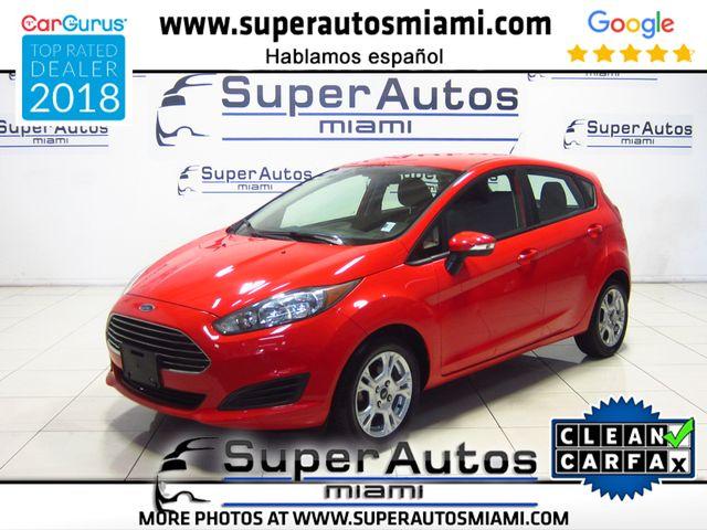 2015 Ford Fiesta SE in Doral, FL 33166