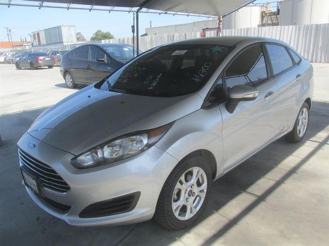 2015 Ford Fiesta SE Gardena, California