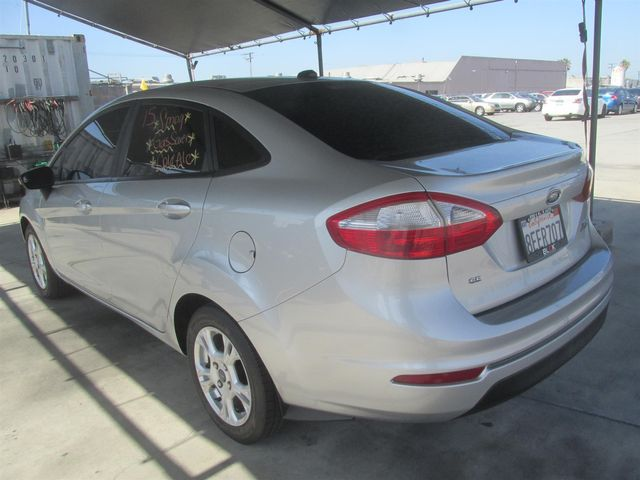 2015 Ford Fiesta SE Gardena, California 1