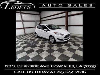 2015 Ford Fiesta SE - Ledet's Auto Sales Gonzales_state_zip in Gonzales