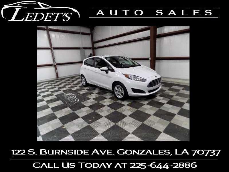 2015 Ford Fiesta SE - Ledet's Auto Sales Gonzales_state_zip in Gonzales Louisiana