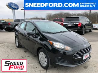 2015 Ford Fiesta S Sedan in Gower Missouri, 64454