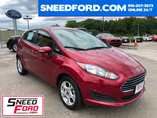 2015 Ford Fiesta SE Hatchback in Gower Missouri, 64454